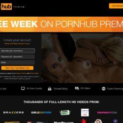 Pornhub Premium Free!
